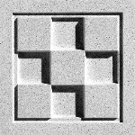 Pineapple Grove Designs - Billet-076 Medallion