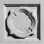 Pineapple Grove Designs - Fenestella-053 Medallion