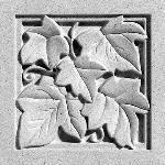 Pineapple Grove Designs - Grape Leaf-064 Medallion
