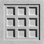 Pineapple Grove Designs - Grid-041 Medallion