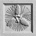 Pineapple Grove Designs - Pine-048 Medallion