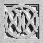 Pineapple Grove Designs - Plate Tracery-107 Medallion