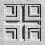 Pineapple Grove Designs - Quadrant-027 Medallion