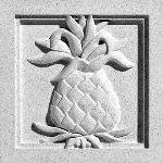 Pineapple Grove Designs - Welcoming Pineapple-030 Medallion