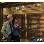 QMI Security Solutions - StoreSafe® Rolling Shutters - Vision & Solid