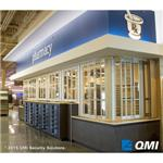 QMI Security Solutions - StoreSafe® Side-Folding Grilles
