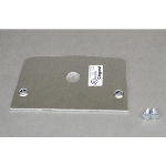 Wiremold - 525 Series Single Receptacle Device Plate