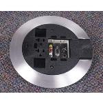 Wiremold - AV3 A/V Poke-Thru Device