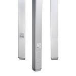 Wiremold - AMTC Series Blank Aluminum Poles