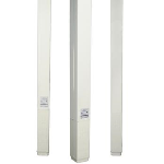 Wiremold - 25DTC Series Blank Steel Poles