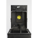 Wiremold - Outdoor Ground Box 30A, 250V Turnlok® Locking Receptacle L6-30R