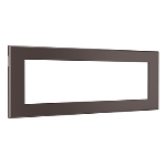 Wiremold - Furniture Power Replacement Bezel for Switching Power Unit- Brown
