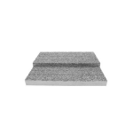 American Safety Tread Co. - Style 812 Abrasive Cast Metal Door Threshold