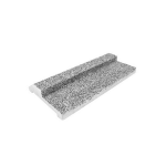 American Safety Tread Co. - Style 813 Abrasive Cast Metal Door Threshold