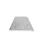 American Safety Tread Co. - Style 815M Abrasive Cast Metal Door Threshold