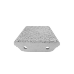American Safety Tread Co. - Style 806 Abrasive Cast Metal Structural Stair Tread