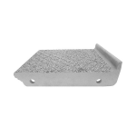 American Safety Tread Co. - Style 807 Abrasive Cast Metal Structural Stair Tread