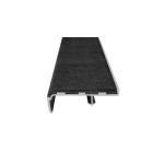 American Safety Tread Co. - Type FAL-411 Full Abrasive Stair Nosing - Steel Pan Stairs