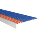 American Safety Tread Co. - Type G500R Ribbed Abrasive Renovation Stair Tread