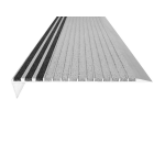 American Safety Tread Co. - Type SG505R Ribbed Abrasive Renovation Stair Tread