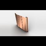 """Englert Inc. - 1"""" B4000R CF Concealed Fastener Metal Wall Panel w/Reveal"""
