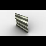 Englert Inc. - H Series Concealed Fastener Metal Wall Panel
