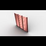 "Englert Inc. - 1.25"" Uniline RW Semi-Concealed Fastener Metal Wall Panel"