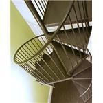 Stairways, Inc. - Metal Fully Assembled Spiral Stairs