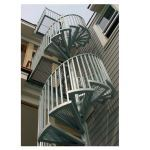 Stairways, Inc. - Galvanized Steel Spiral Stairs
