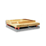 Aacer Flooring - AacerChannel™ DIN Fixed Resilient Wood Athletic Floor