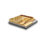 Aacer Flooring - AacerChannel VLP™ Fixed Resilient Wood Athletic Floor