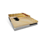 Aacer Flooring - AacerChannel VLP™ HC Fixed Resilient Wood Athletic Floor