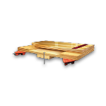 Aacer Flooring - PowerPlay™ II Fixed Resilient Wood Athletic Floor