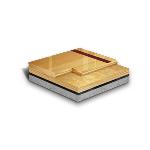 Aacer Flooring - AacerCush II Floating Wood Athletic Floor