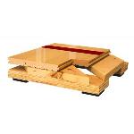 Aacer Flooring - PowerLoc Floating Wood Athletic Floor