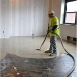 Maxxon® Corporation - Level-Right® Self Leveling Floor Underlayment