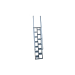 Precision Ladders, LLC - Aluminum Alternating Tread Stairs