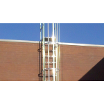 Precision Ladders, LLC - Fixed Aluminum Wall Ladders