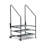 StageRight Corporation - Tilt & Tote Stairs
