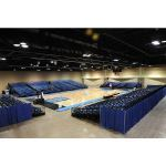 StageRight Corporation - XML-3200 Retractable Tiered Seating Riser