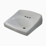 SLOAN® - Lavatories - SS-3003-STG - Sinks