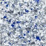 General Polymers, The Sherwin-Williams Company - Bio-Flake Decorative Flooring System