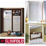 Dunbarton Corporation -  Slimfold Wardrobe Closet System