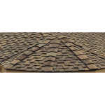 CertainTeed Residential Roofing - Mountain Ridge® Hip & Ridge Accessory Shingles