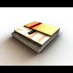 Robbins Sports Surfaces - Bio-Channel® SB Gym Floor System
