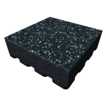 Robbins Sports Surfaces - Galaxy® Xtreme Rubber Flooring