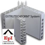 Extrutech Plastics, Inc. - P624, Extrutech, Stay-In-Place Form