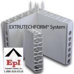 Extrutech Plastics, Inc. - P624 Concrete Form Panel System