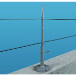 Bird Barrier America, Inc. - TowerGuard™ Tension Wire Bird Deterrent
