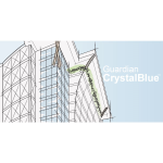 Guardian Glass - Guardian® CrystalBlue™ Tinted Float Glass
